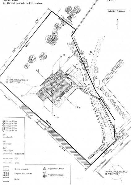 Regent Property Regent Property Plan De Masse A4